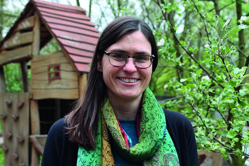 Esther Schliebon, Kita-Leitung/Manager Kita Villa Luna
