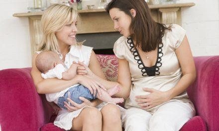 Ab wann lacht ein Baby?