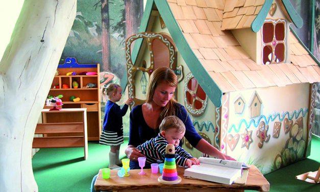 Familienurlaub am Ostseestrand