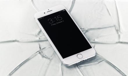 Schwupp, da ist das neue iPhone auf dem Boden gelandet …