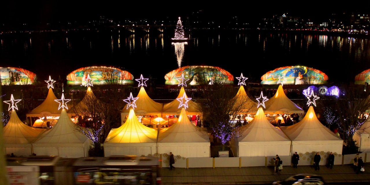 Jungfernstieg Weihnachtsmarkt.Weihnachtsmarkt Weisserzauber Auf Dem Jungfernstieg Hosenmatz
