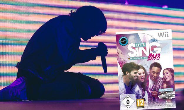 +++beendet+++ Zu gewinnen: 1×1 Let's Sing für die PlayStation 4 und Nintendo Wii