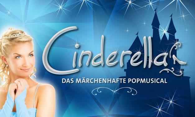 +++ beendet+++Zu Gewinnen: 4 Tickets für Cinderella am 3. Februar 2018 um 14.00 Uhr