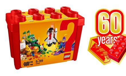 +++beendet+++60 Jahre LEGO Stein! Jetzt mitmachen & gewinnen!