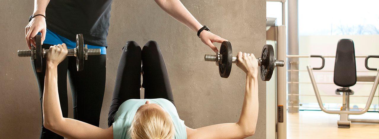 1 x 50 Minuten Personal Training jetzt gewinnen!