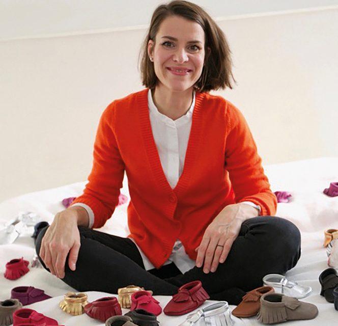 Ann-Kristin Schmidt: Die ersten Schritte