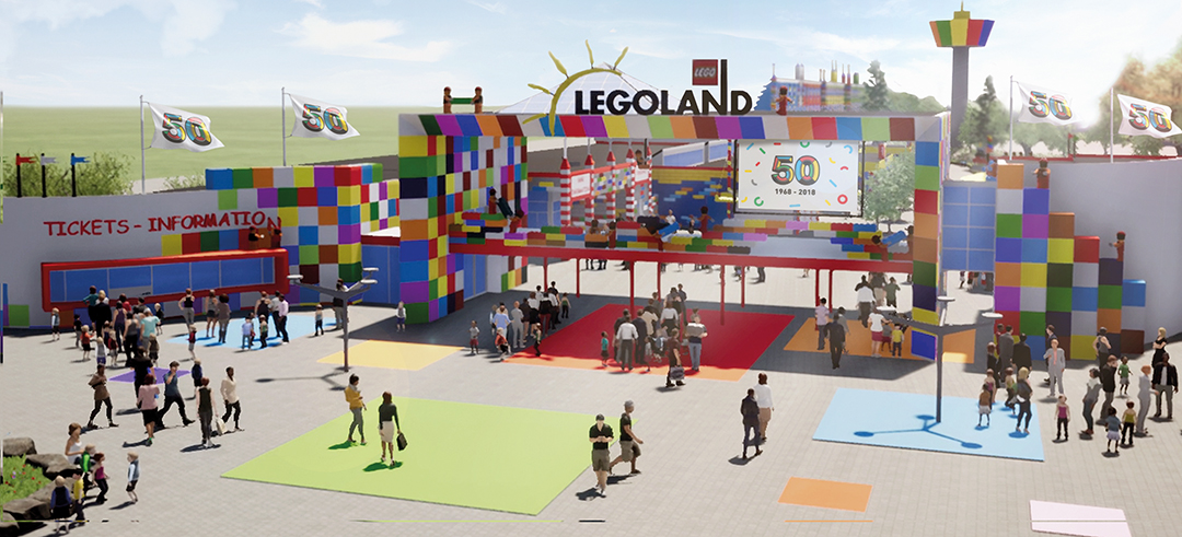 +++beendet+++LEGOLAND® Billund feiert 50 Jahre