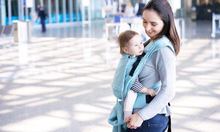 Das solltest du beachten beim Babytrage anlegen