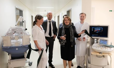 "Neu eröffnetes ""Rooming-In""-Konzept in Hamburg"