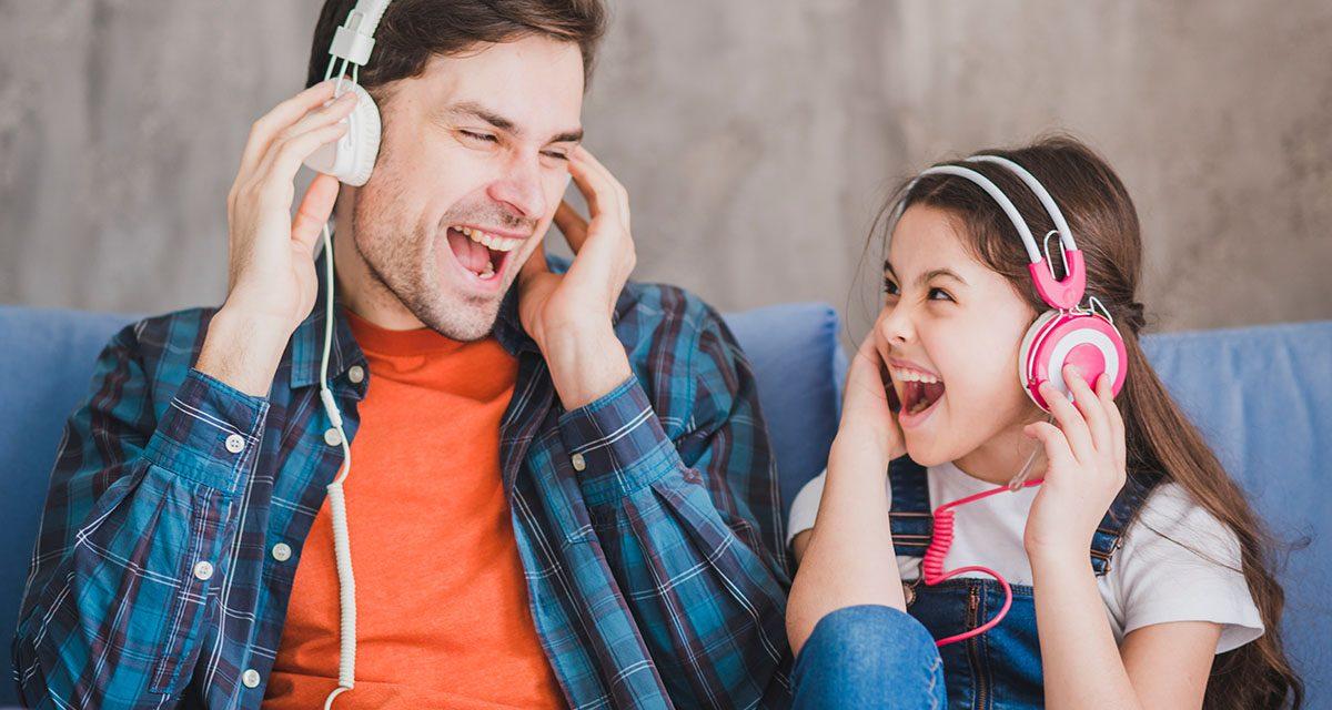 Musik macht glücklich