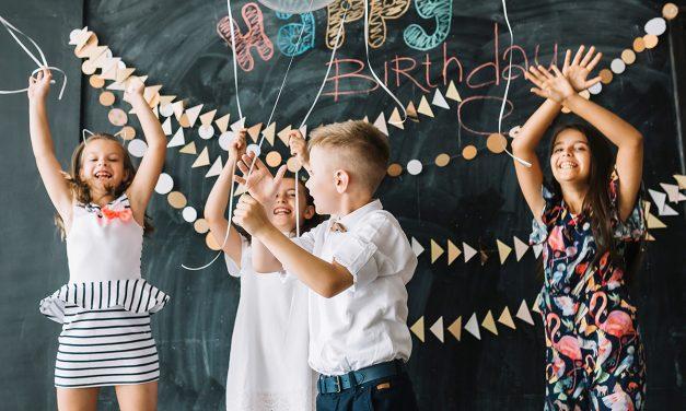 Tipps und Geschenke für einen gelungenen Kindergeburtstag