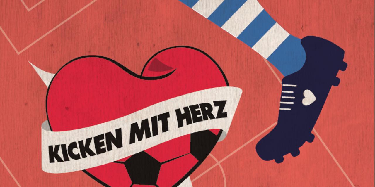 """Gewinnt 1x 1 Familienkarte für """"Kicken mit Herz"""""""