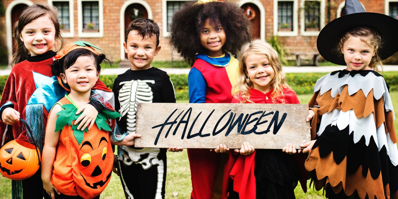 Family Halloween 2018