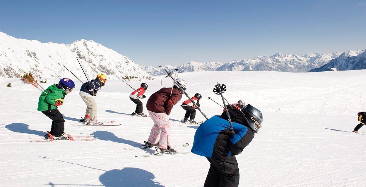 Familienurlaub an den schönsten Zielen der Alpen