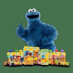 Gewinne: 7x 1 Snack-Paket von Sesamstrasse Bio