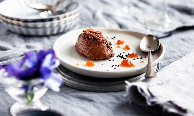 So easy geht Mousse au Chocolat