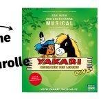 Yakari, das Musical: Gewinne 2×1 Statistenrolle und 2×4 Freikarten