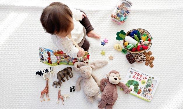 So erkennt man sicheres Spielzeug