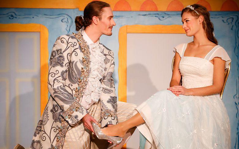 Tickets gewinnen: Aschenputtel – das Musical