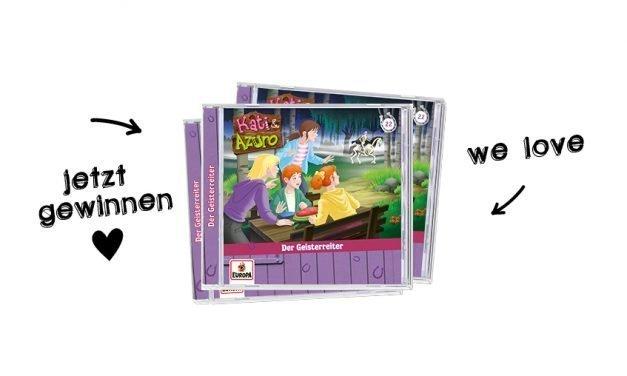 """Gewinne: 5x 1 CD von """"Kati & Azuro"""" mit Folge 22 """"Der Geisterreiter"""""""
