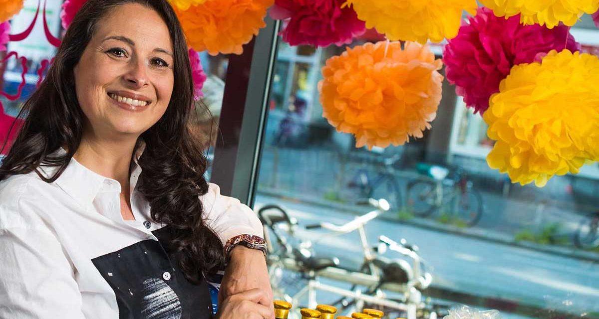 Viola Fuchs: Unternehmerin des Jahres 2018