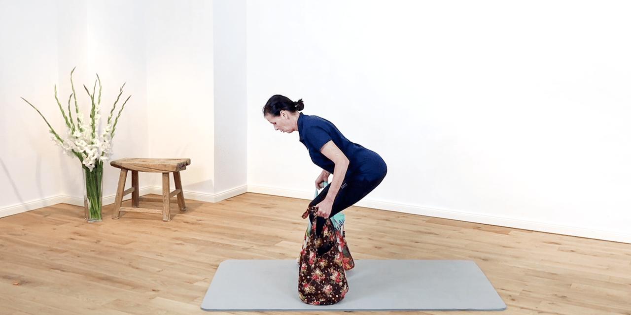 Neu: Einfache Beckenboden Übungen zum Mitmachen
