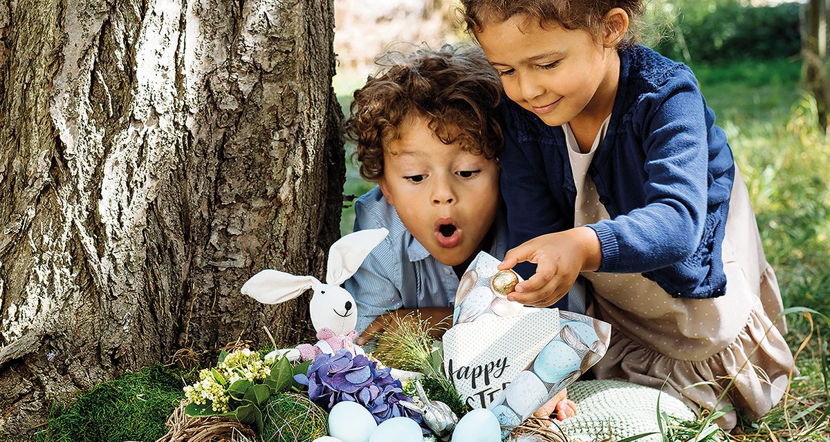 Ostern 2019: Geschenke-, Spiel,- und Basteltipps
