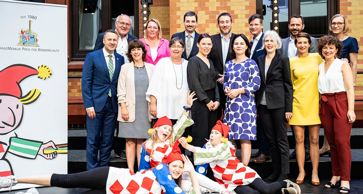 HanseMerkur Preise für Kinderschutz: Dies sind die glücklichen Preisträger