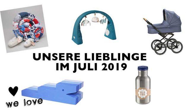 Lieblinge im Juli 2019: Dänischer Kinderladen
