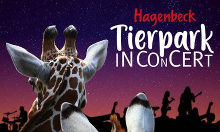 Gewinne: 1 x 1 Familienkarte Tierpark in Concert