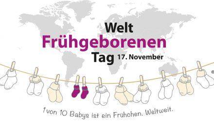 Event-Tipp: Welt-Frühgeborenen-Tag