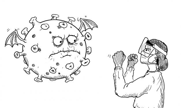 Corona-Krise: Gratis Erklär-Comic für Kinder und Erwachsene