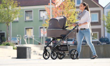 Öko-Kinderwagen: Höchste Qualität aus natürlichen Materialien