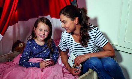 Tipps für ruhige Nächte mit Kids