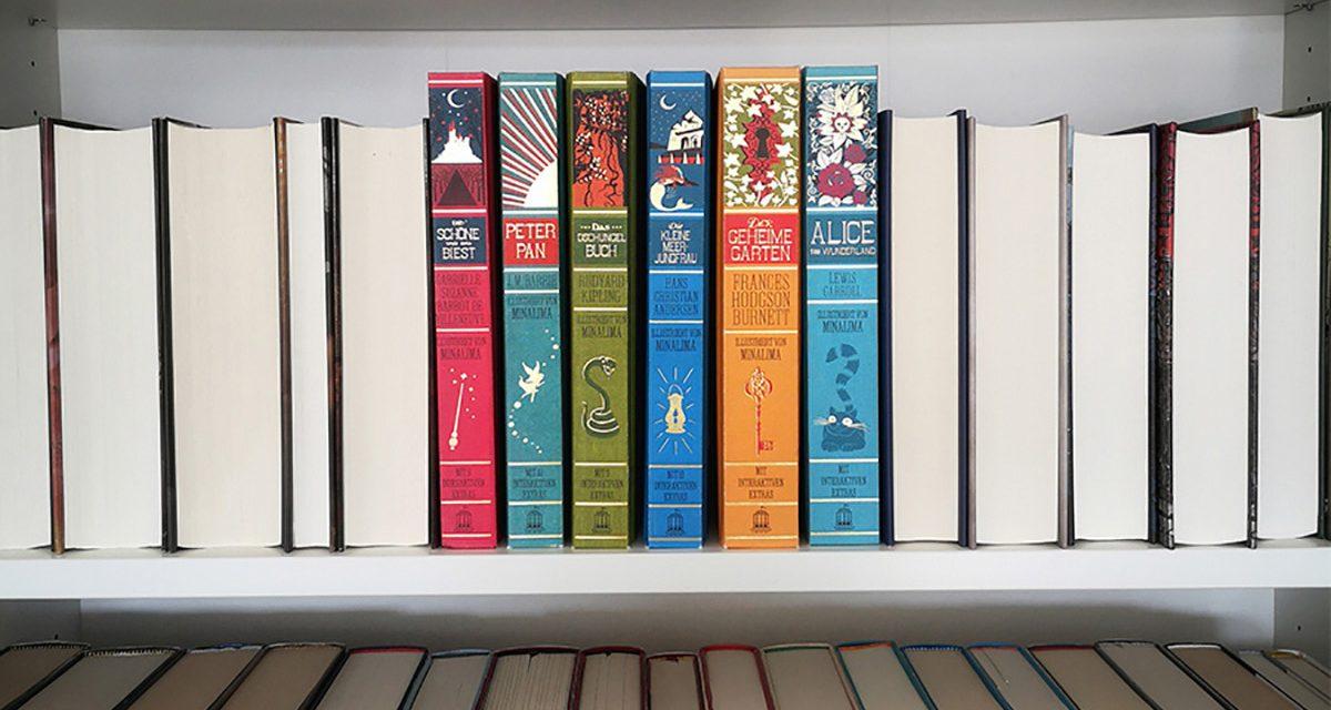 Gewinne: 3x 1 Buch-Klassiker in prachtvollem Gewand