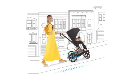 Empowering Parents: Kinderwagen 2020