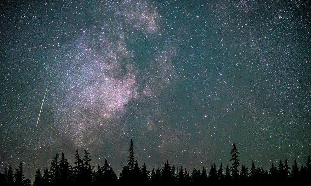 Kinderfragen: Was ist eine Sternschnuppe?