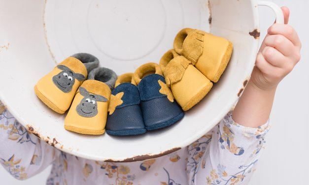 Pantolinos bringen Farbe ins Kinderzimmer und die KITA