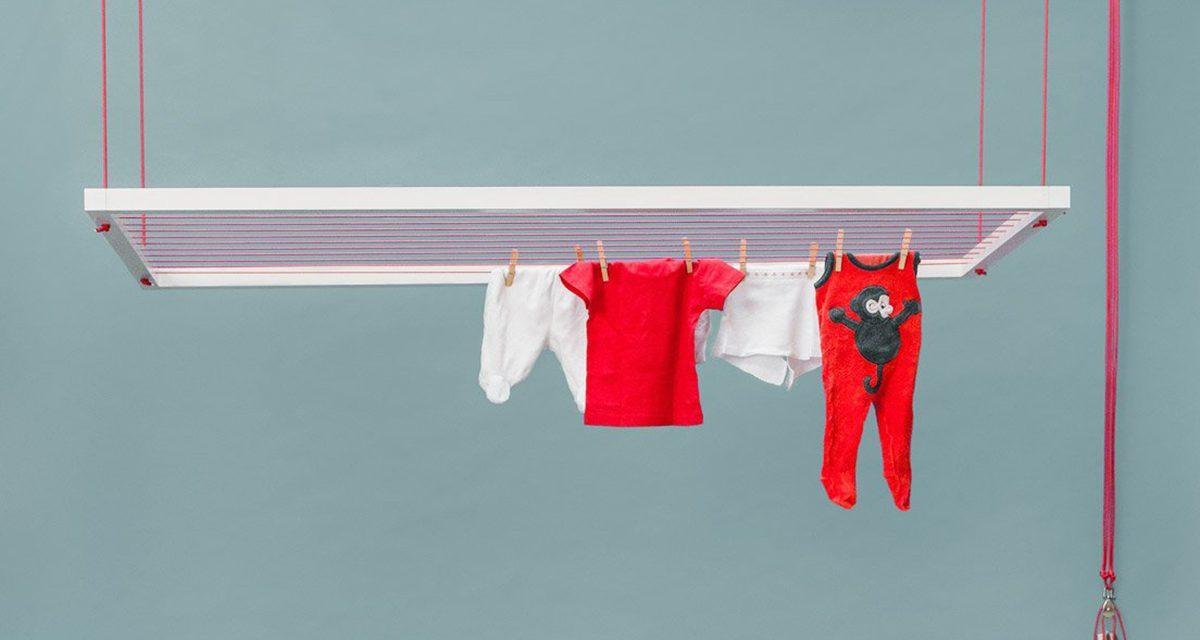 Hangbird lässt die Familienwäsche fliegen