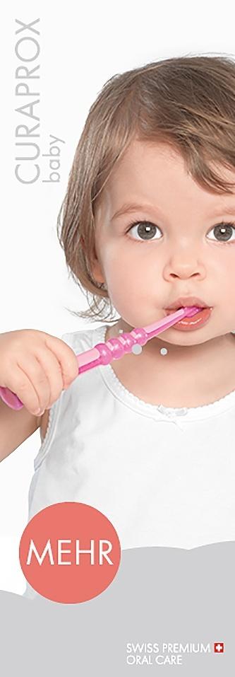 Mundhygiene bei Babys und Kleinkindern