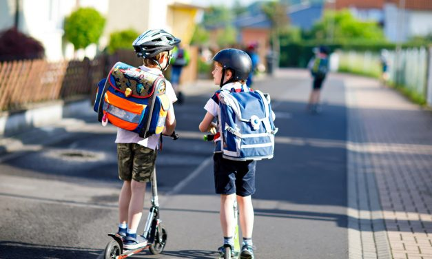Sicherheit auf dem Schulweg