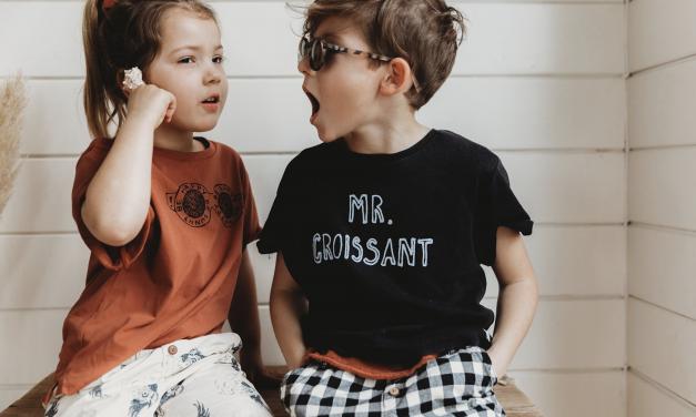 Mode die Spaß macht und sozial ist
