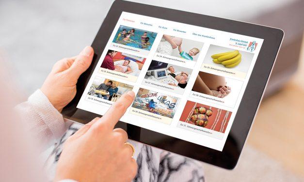 Digitale Infos zur Schwangerschaft in Zeiten der Corona-Krise