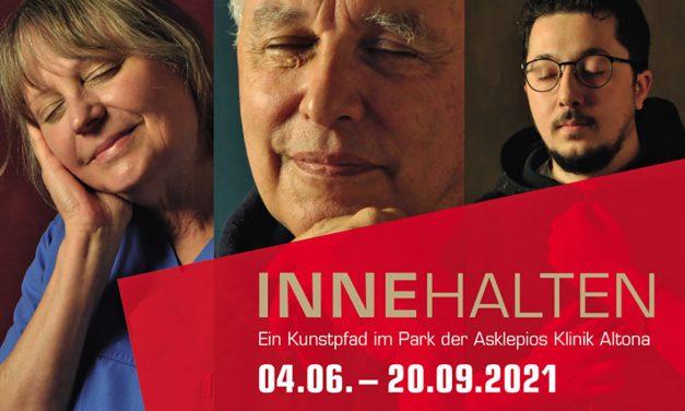 INNEHALTEN – Kunstpfad zum Thema Systemrelevanz