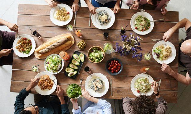 Haben wir verlernt, uns Zeit für das Essen zu nehmen?