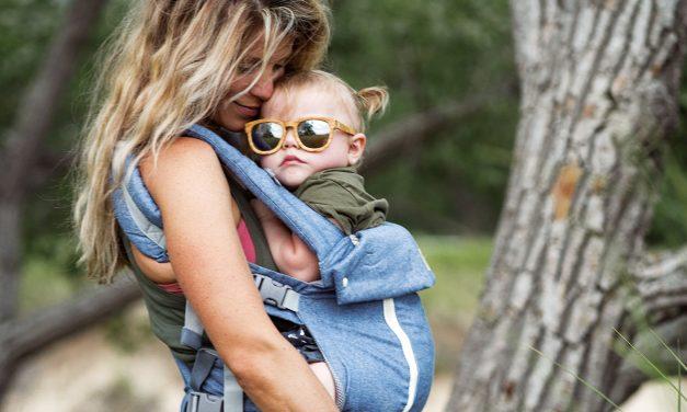 Babys richtig tragen
