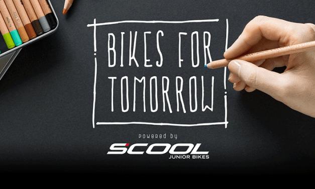 "Kids-Wettbewerb ""Bikes for Tomorrow"""