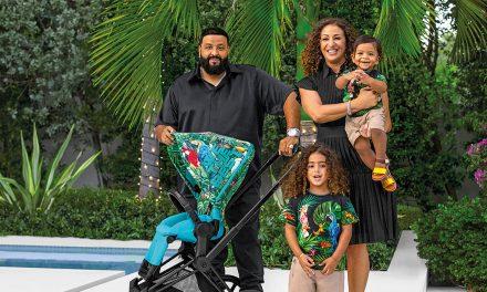 DJ Khaled designt jetzt Premium Kinderwagen & mehr