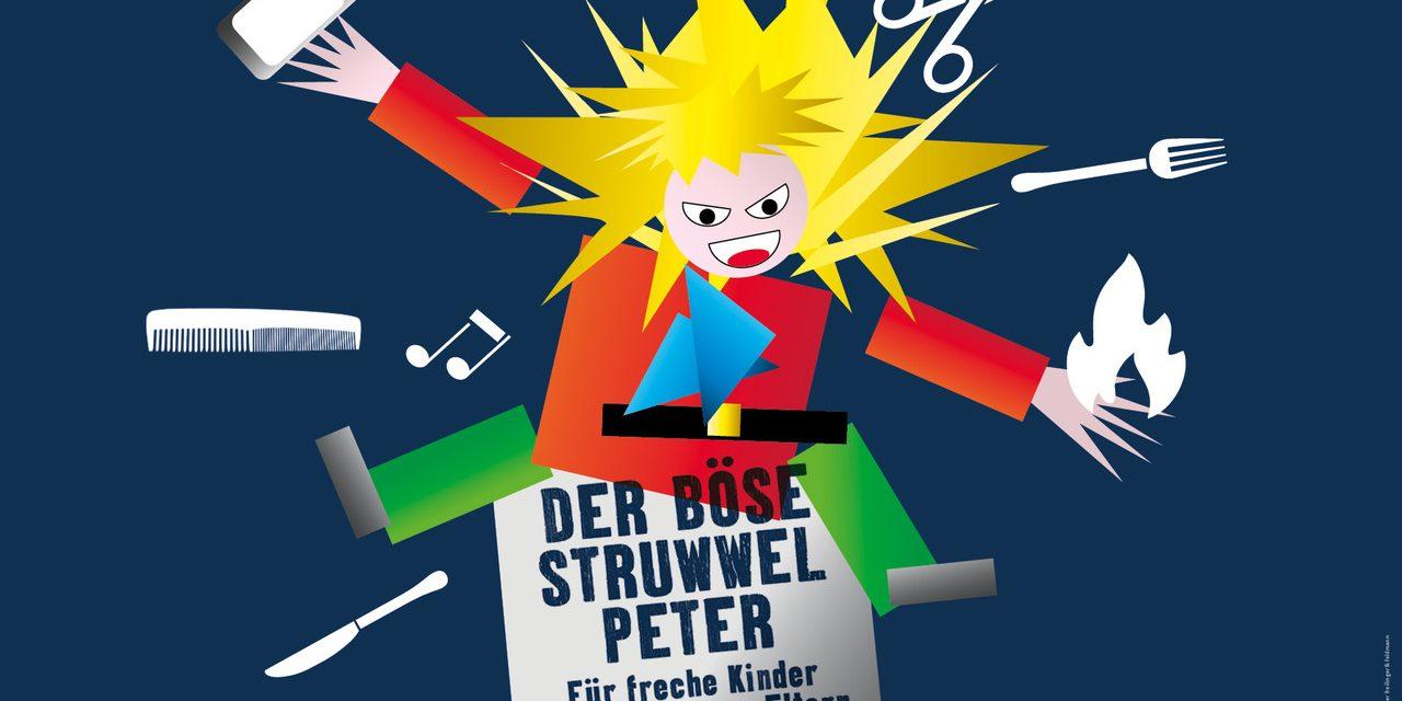 """""""Der böse Struwwelpeter"""" als Gastspiel im Museum für Hamburgische Geschichte"""