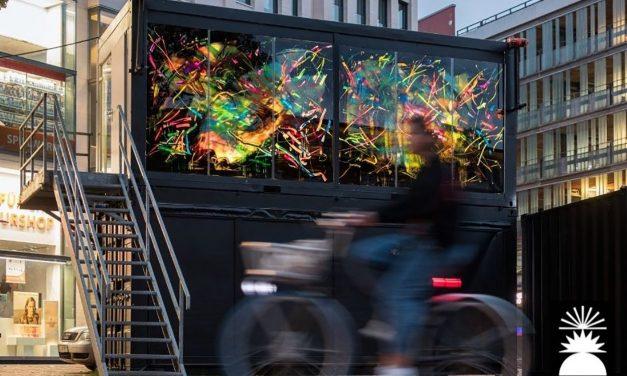 Der Hamburger Kultursommer im altonale KunstContainer: Urban Art, Theater im öffentlichen Raum und HipHop